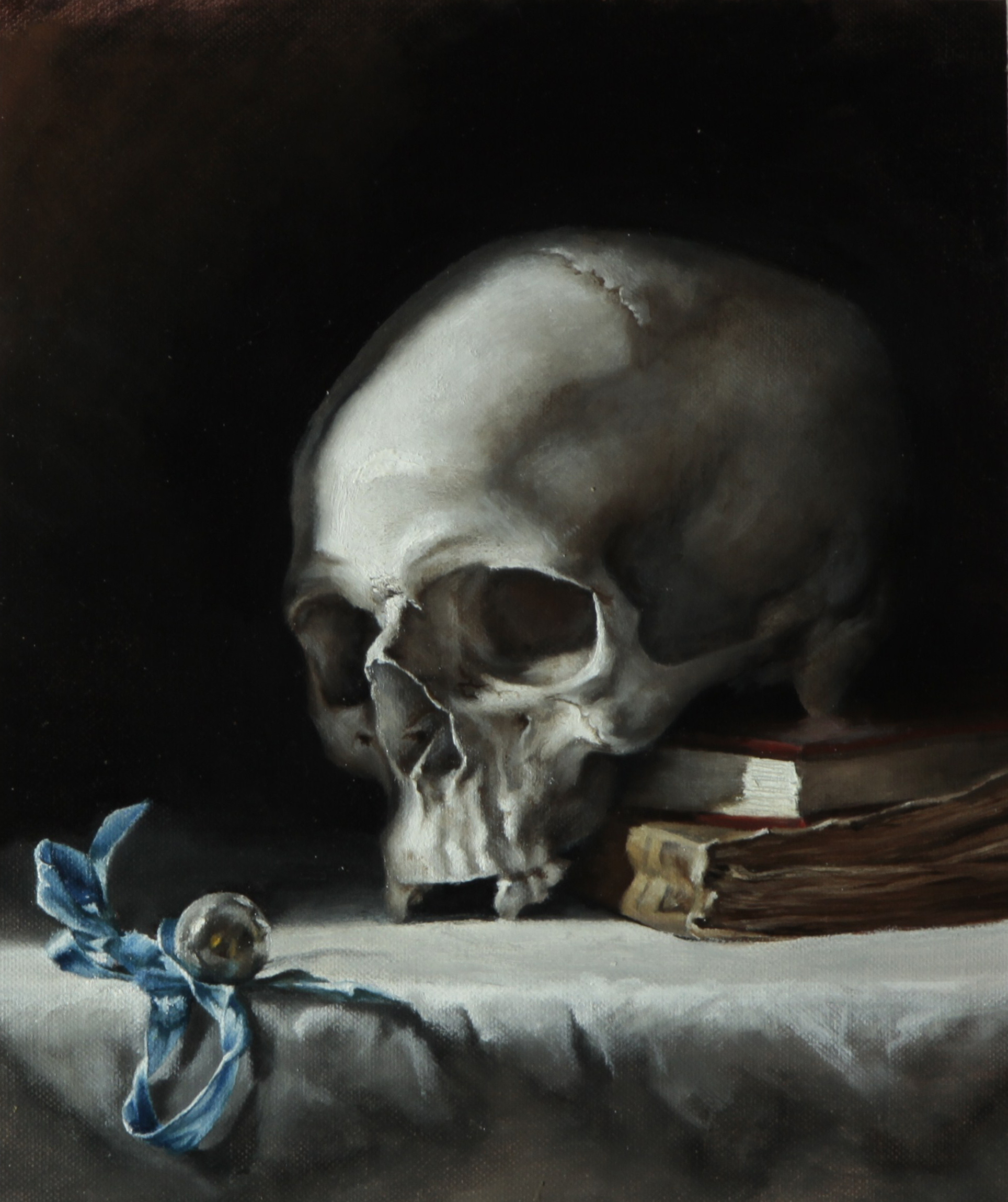 Memento Mori – Thornfield Art